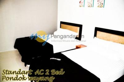 Standart AC Double Bed