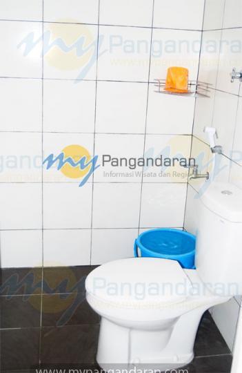 Kamar Mandi Pondok Wayang Pangandaran
